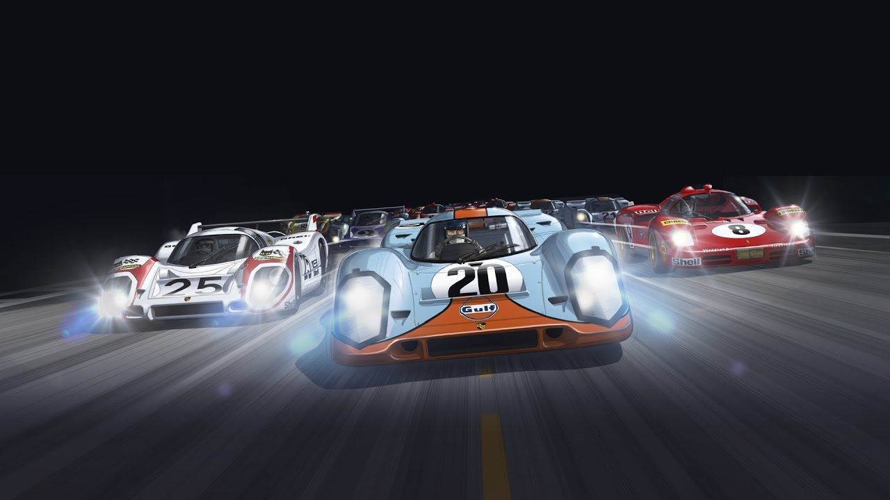 spirit of Le Mans