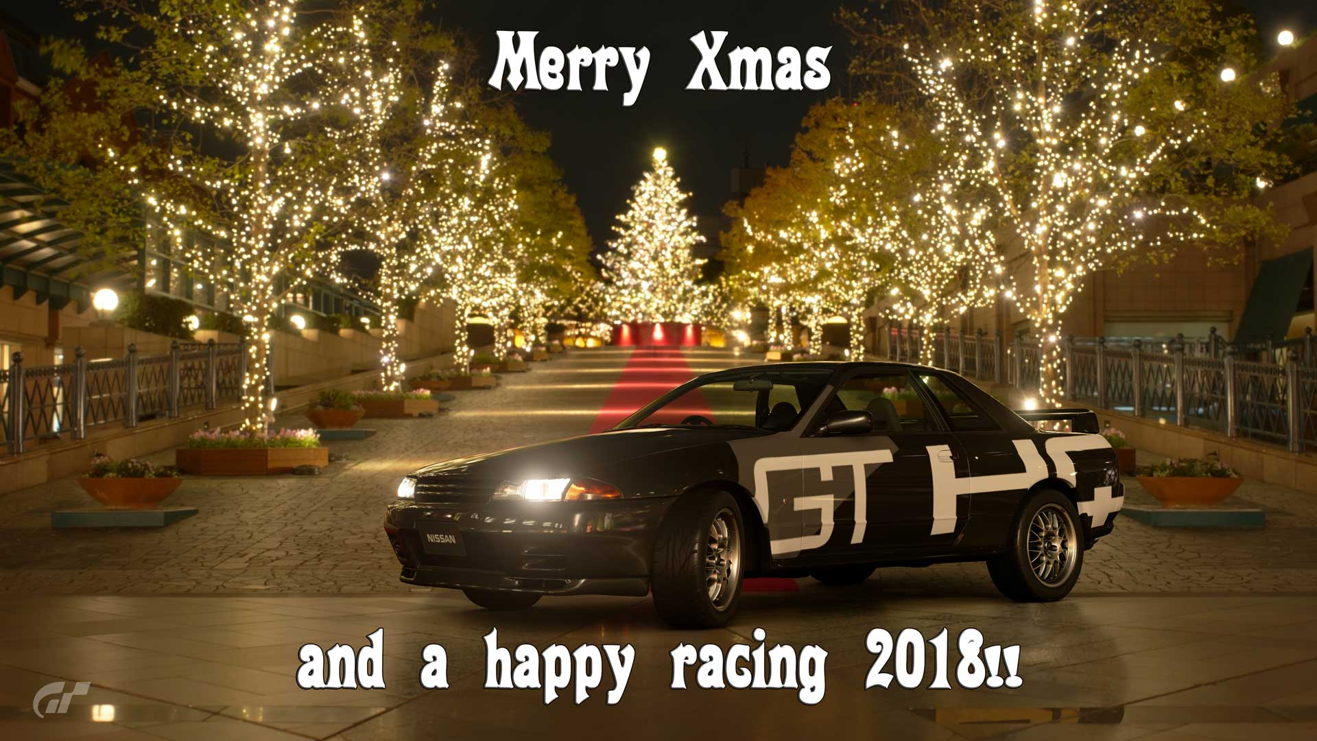 GTHQ Merry Xmas and a happy racingracing 2018