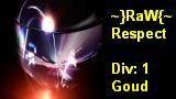 RaWRespect's Profielfoto