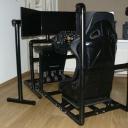 Racing Seat [PVC]