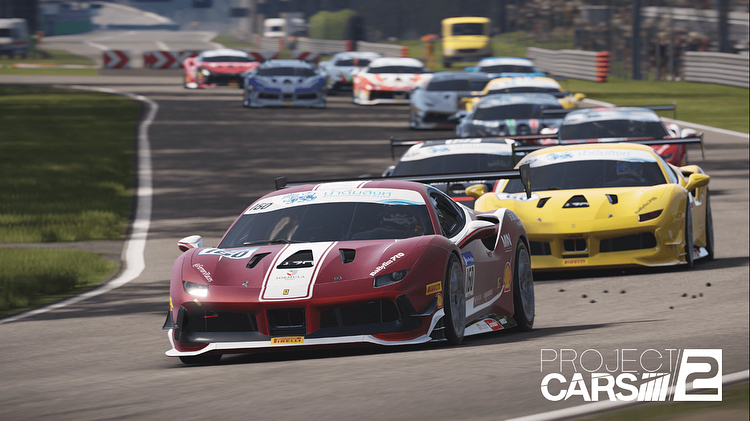 project cars 2 ferrari 488